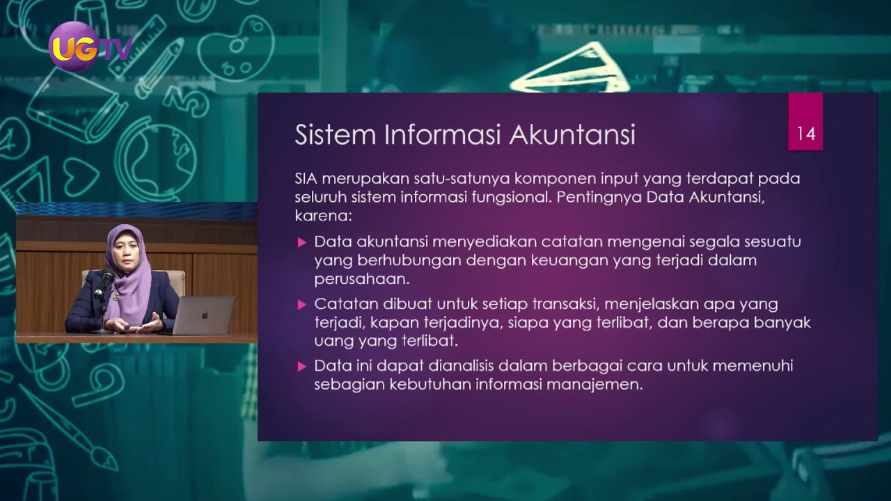 Literasi (Team Teaching) – #5 Sistem Informasi Keuangan (M12)